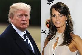 President Donald Trump and Playmate / Bunny, Karen McDougal